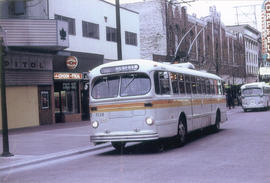 [B.C. Hydro bus No. 16 Renfrew on Granville Mall]