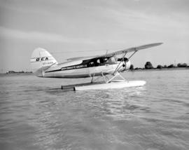 [Queen Charlotte Airlines Ltd. float plane]