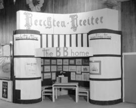 [Berchten-Breiter Architecture and Contracting booth at the] Canadian Pacific Exhibition