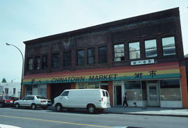 Chinatown Market on 200 block East Georgia Street