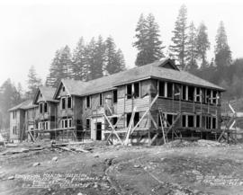 "Provincial Mental Hospital - Apartment House - Essondale, B.C. - E.H. Shockley ""Contractor&q..."