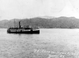 S.s. Cheam Howe Sound B.C.