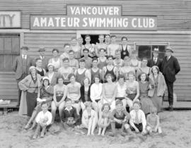 Vancouver Amateur Swimming Club - swimming season 1932