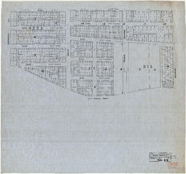 Sheet No. 13 [George Street to Sixty-first Avenue to Ontario Street to SE Marine Drive]