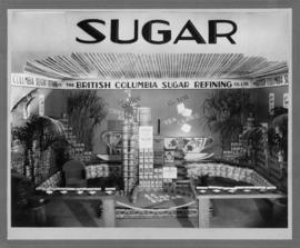BC Sugar display at the Pacific National Exhibition