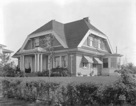[Photograph of Parsons Residence : job no. 136]