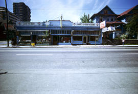 1200 Robson Street south side