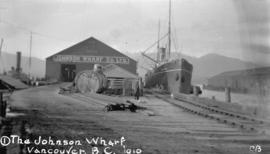 [Johnson Wharf Co. Ltd.]