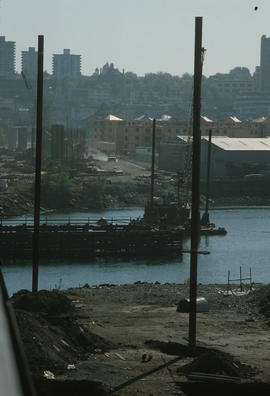Cambie Bridge Construction [40 of 76]