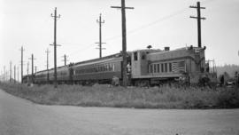 [B.C.E.R. Eng. #940 pulling Canadian Pacific] Fan Train