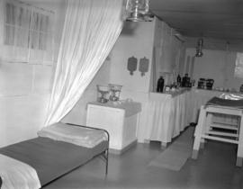A.R.P. First Aid Post at Mrs. Eva Watt's residence at 1949 Quilchena Crescent