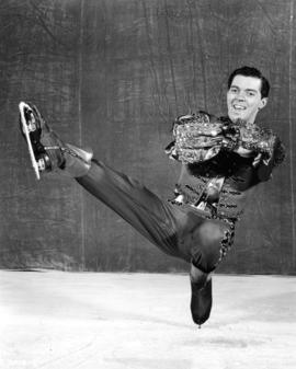 Ice Capades, Int. (20th edition) : Jimmy Grogan : [publicity photo]