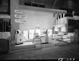 Mc and Mc [McLennan, McFeeley & Co.] display of household appliances