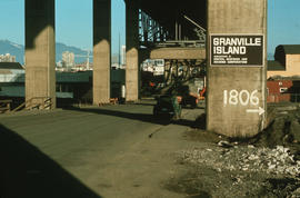[Entrance to] Granville Island