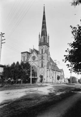 St. Andrew's Presbyterian Church [694 Richards Street]