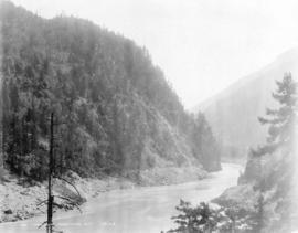 """China Bluff"", Fraser Canyon, B.C."