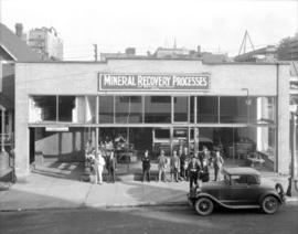 Mineral Recovery Processes [at 580 Howe Street]