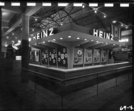 H.J. Heinz Co. of Canada display of condiments