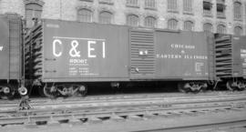 C. and E. I. [Chicago and Eastern Illinois] Boxcar [#65067]