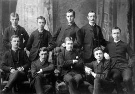 Group photo of young men