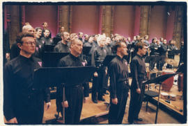Vancouver Men's Chorus at the Orpheum