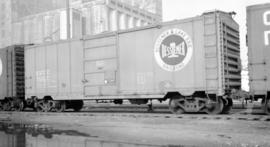 Bessemer and Lake Erie [Railway Boxcar #81267]