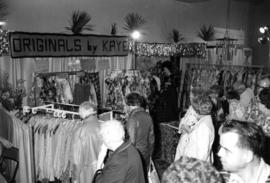 Originals by Kaye display of clothing