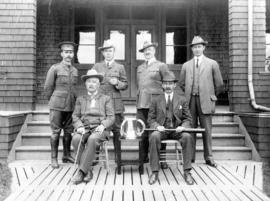 6th Regt. D.C.O.R. Team, Winners of the Barlow Cup, D.C.R.A.