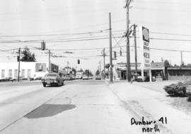 Dunbar [Street] and 41st [Avenue looking] north