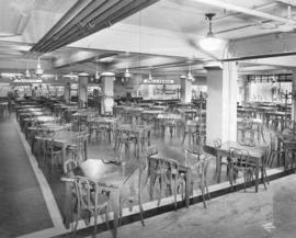 [Spencer's Department Store cafeteria]
