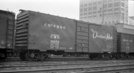 C. St. P. M. and O. Boxcar [#]39254