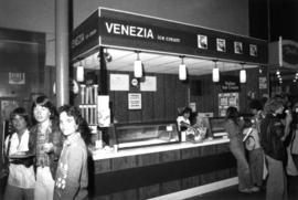 Venezia Ice Cream booth