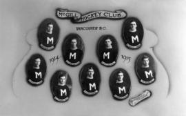 Portrait of McGill Hockey Club, Vancouver B.C., 1914-1915