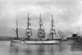 "Russian ship ""Lucipara"" Hastings Mill"