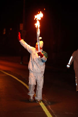 Day 051, torchbearer no. 216, Richard V - Burlington