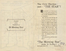 "The civic election - and ""The Star""!"