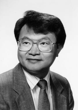 Portrait of Tung Chan