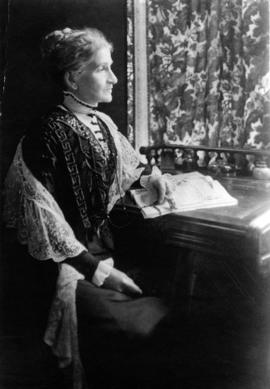 Portrait of Mrs. Margaret A. McLean