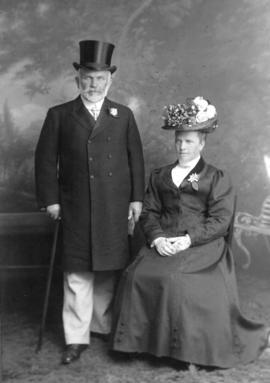[Mr. and Mrs. William Towler]
