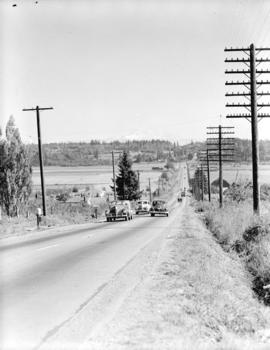 Highway near Langley