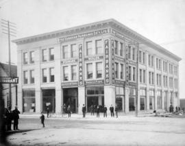 [Exterior of The Canadian Fairbanks Co. Ltd. - 101 Water Street]