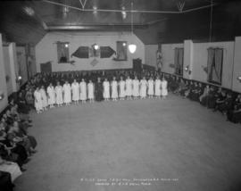 B. of L.E. - I.O.O.F. Hall Vancouver, B.C. May 15, 1925 Assisted by G.I.A. Drill Team