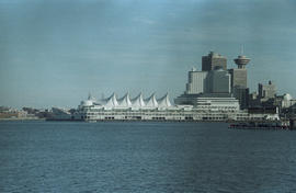 View of Canada Place and Downtown Vancouver