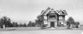 [View of the L.W. Shatford house at 3338 The Crescent]