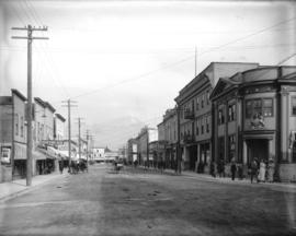 [Street in Chilliwack, B.C.]