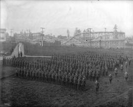 29th Battalion C.E.F. at Hastings Park
