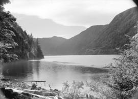 [View of] Cameron Lake, Vancouver Island