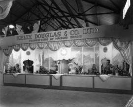 Kelly, Douglas and Co. display of Nabob brand products