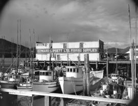 Edward Lipsett Ltd. Fishing Supplies