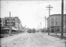 Main St. and 25th Ave. [looking south] Vancouver, B.C.